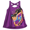 Disney Child Shirt - Jasmine Tank Tee for Girls