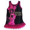 Disney Child Shirt - Minnie Mouse Lace-Trimmed Tank Tee for Girls