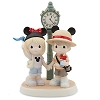 Disney Precious Moments Figurine - My Main Attraction - Main St USA
