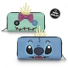 Disney Loungefly Wallet - Stitch and Scrump