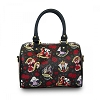 Disney Loungefly Crossbody Bag - Disney Villains Tattoo Print