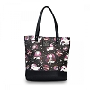Disney Loungefly Tote Bag - Nightmare Before Christmas Tattoo Print