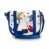 Disney Loungefly Crossbody Bag - Alice & White Rabbit