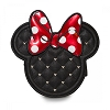 Disney Loungefly Crossbody Chain Bag - Minnie Mouse Bow Quilted