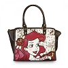 Disney Loungefly Tote - Ariel True Love Tattoo