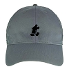 Disney Nike Baseball Hat - Mickey Standing - Grey