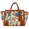 Disney Dooney & Bourke - Beauty & the Beast Large Shopper Tote
