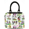 Disney Handbag - Mickey & Minnie Comic Barrel Bag