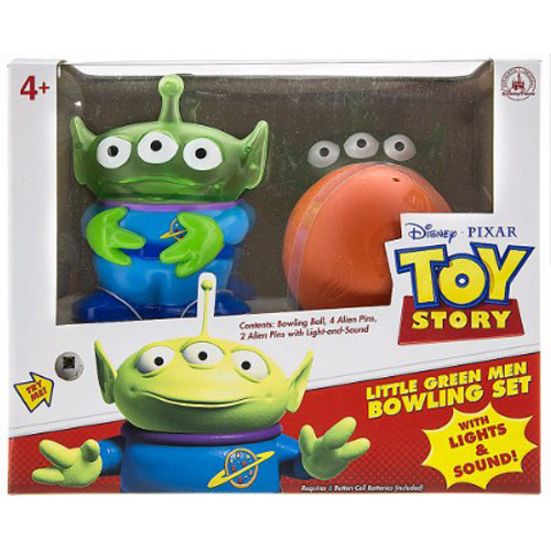 Price. Your WDW Store   Disney Bowling Set   Toy Story   Little Green Men