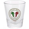 Disney Shot Glass - Epcot World Showcase - Italy Flag Mickey Icon