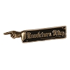 Universal Studios Pin - Harry Potter - Knockturn Alley Sign