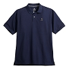 Disney Adult Shirt - Mickey Mouse Polo for Men - Navy