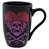 Disney Coffee Cup Mug - Pirates of the Caribbean Skull Heart