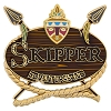 Disney Jungle Cruise Pin - 45th Anniversary - Skipper Nametag