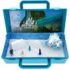 Disney Play Set - Frozen Characters with Sand ''Snow''
