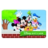 Disney Collectible Gift Card - Sensational Six - Mickey & Friends