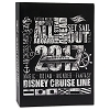 Disney Photo Album - Cruise Line  2017 Large - 300 pictures - 50 pages