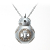 Disney Necklace - Star Wars: The Force Awakens - BB-8 by Rebecca Hook