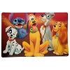 Disney Plastic Placemat - Disney Dogs Collection