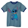 Disney Child Shirt -  Stitch Ringer Tee for Boys