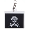 Disney Lanyard Pouch with Charm - Pirates of the Caribbean