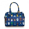 Disney Loungefly Crossbody Bag - Star Wars Kawaii Character Print