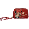 Disney Wallet - Minnie Mouse Signature Red Glittering Wallet