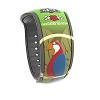 Disney MagicBand 2 - Magic Kingdom 45th Anniv. Enchanted Tiki Room