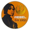 Disney Pin - Star Wars Rogue One - Jyn Erso