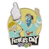 Disney Father's Day Pin - 2017