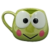 Universal Coffee Cup Mug - Hello Kitty - Keroppi Face