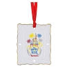 Disney Disc Ornament - Magic Kingdom - Happily Ever After - Rectangle