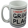 Universal Coffee Cup Mug - Harry Potter - Grimmauld Place