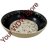 Disney Bowl - Black and Cream Gourmet Mickey