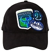 Disney Baseball Cap- The World of Avatar - Pandora Ecotours Patches