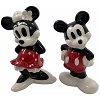 Disney Salt and Pepper Shakers - Classic Mickey and Minnie