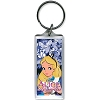 Disney Keychain - Alice in Wonderland - Alice and Friends