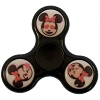 Disney Light Up Toy - Fidget Spinner - Emoji Minnie Black