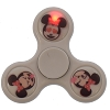 Disney Light Up Toy - Fidget Spinner - Emoji Minnie White