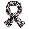 Disney Scarf - Minnie Bow Floral