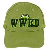 Disney Baseball Cap - The Muppets - What Would Kermit Do?