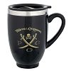 Disney Travel Mug - Pirates of the Caribbean Logo