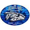 Disney Car Bumper Magnet - Star Wars Half Marathon 2017 - Kessel Run