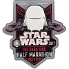 Disney Magnet - Star Wars Half Marathon 2017 - Weekend Logo