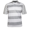 Disney Adult Shirt - Mickey NikeGolf Performance Polo - Grey Stripes