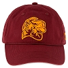 Disney Baseball Cap - Grumpy - Maroon and Gold