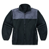 Disney Zip Fleece Jacket - Walt Disney World - Black & Gray