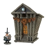 Disney Dept. 56 Figure - NBC - Halloween Town City Hall with Mayor