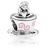 Disney PANDORA Charm - Fantasyland Alice in Tea Cup Ride
