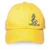 Disney Baseball Cap - Donald Duck - Yellow